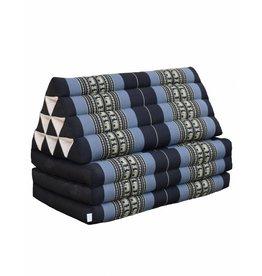 Thai Moonz Floor Cushion Jumbo 3 Mat Black/Grey