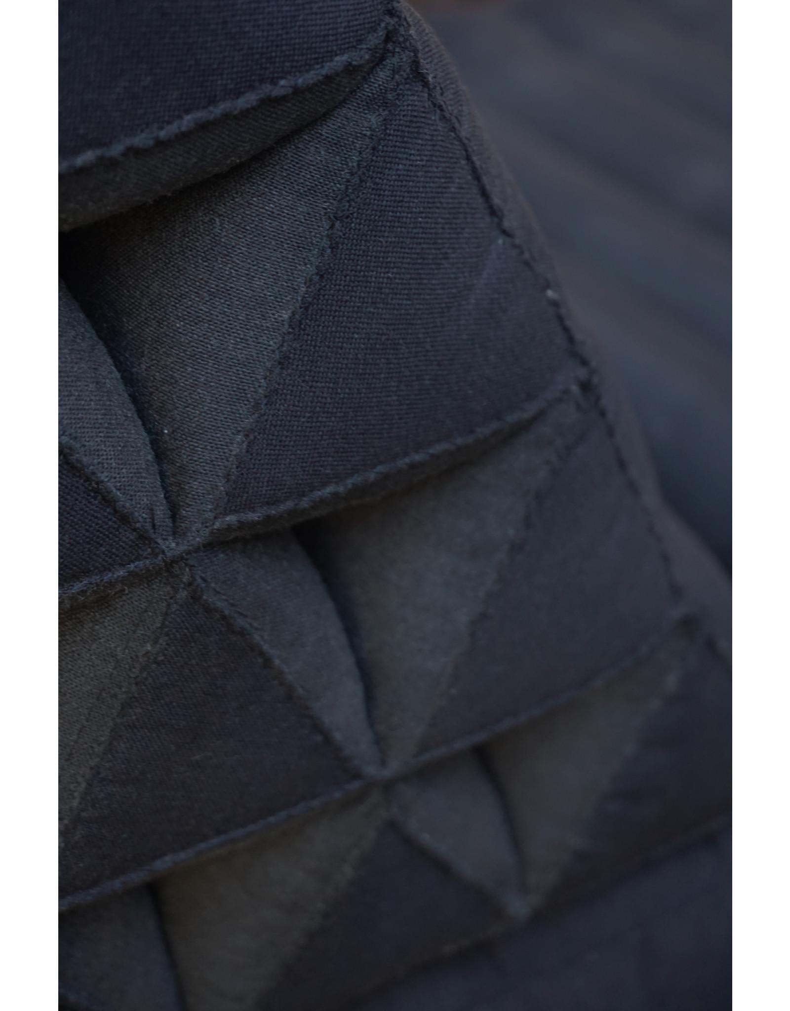 Thai Moonz Thai Floor Cushion Triangle Pillow XL 4 Mat Black