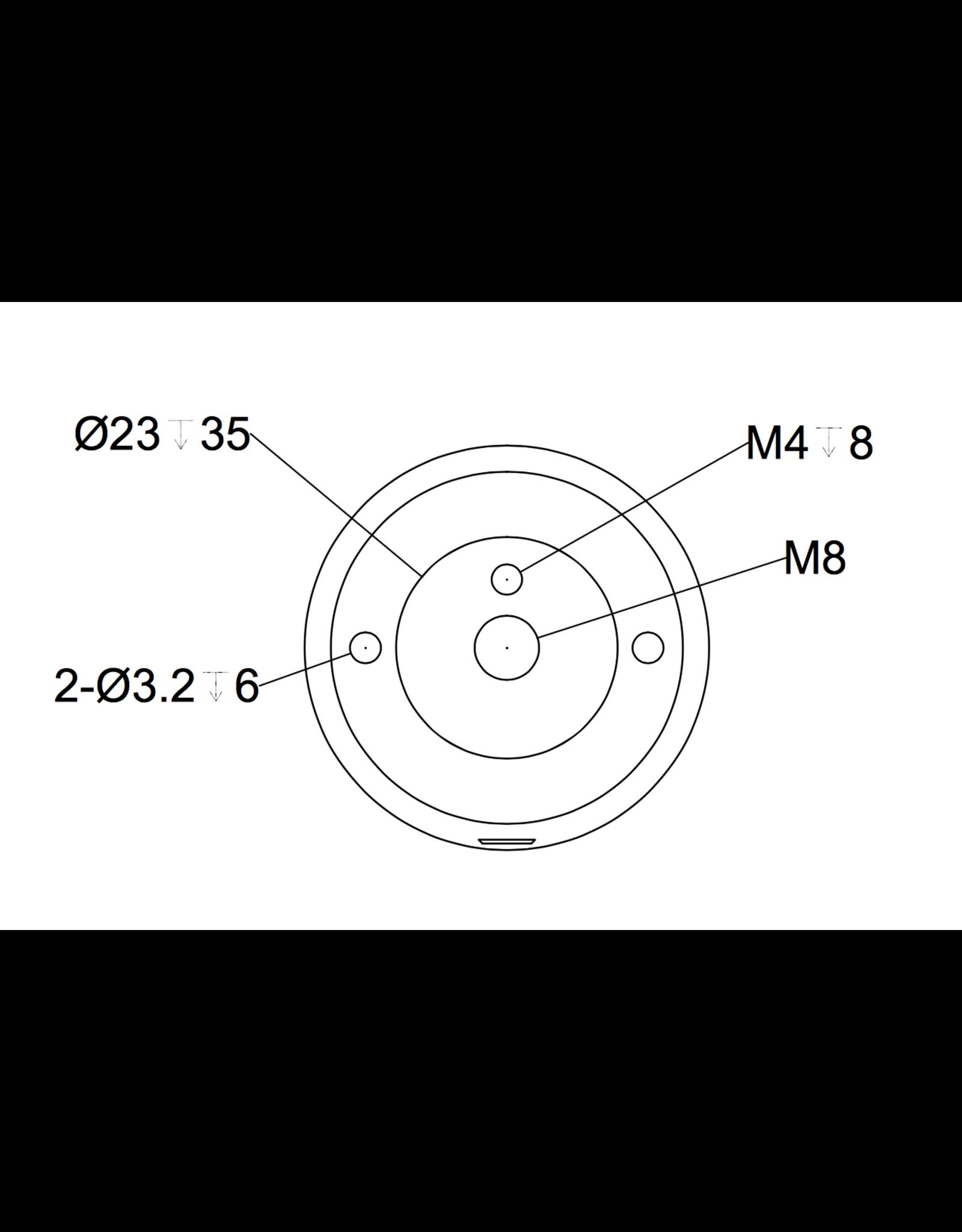 Ergo Galaxy Universele Toolbar/Wandklem accessoires