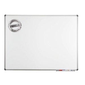 Whiteboard MAULstandaard emaille