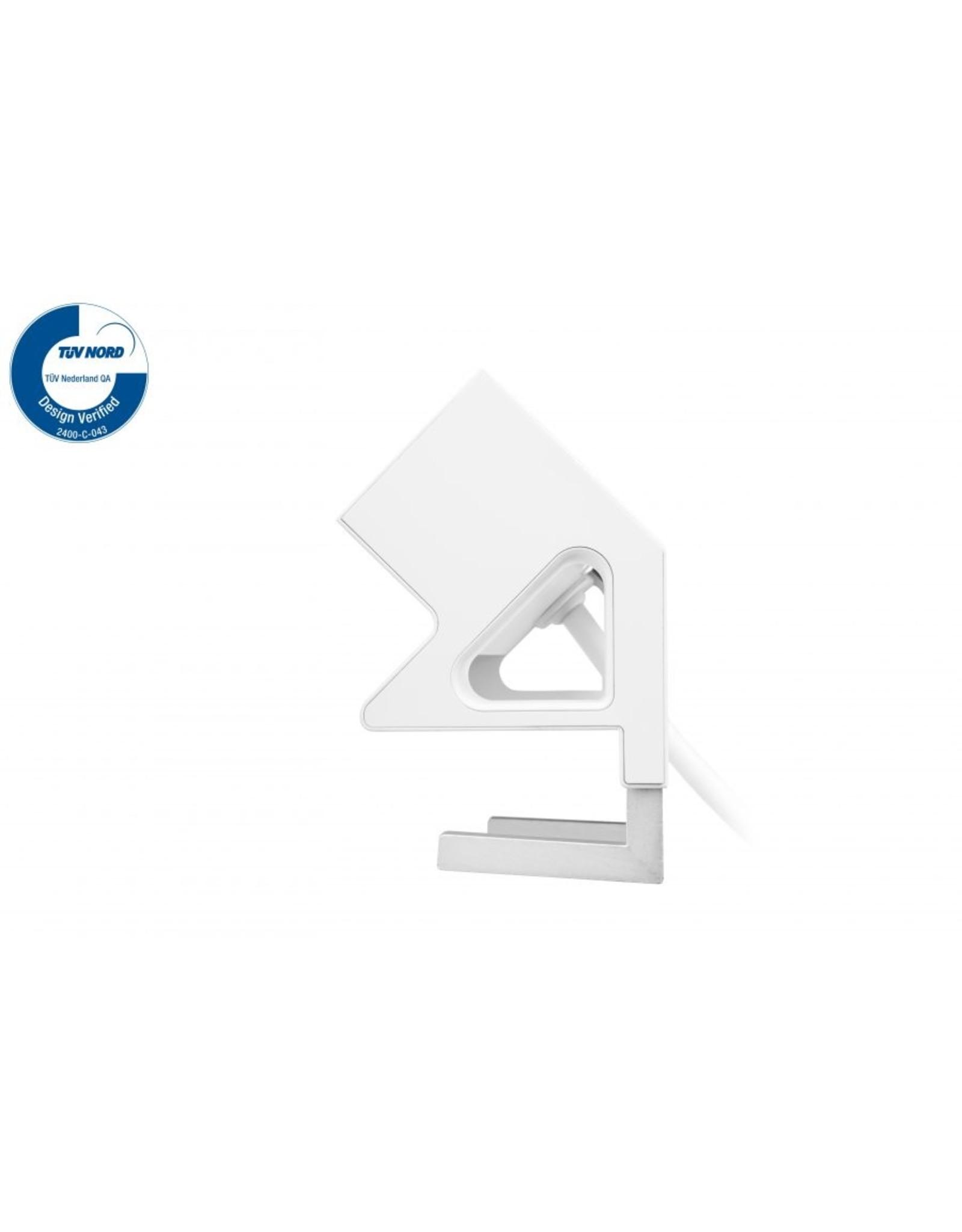 Filex Power Desk up 2.0 - 2x 230V - 2x USB charger