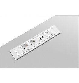 Filex Power Desk Insert