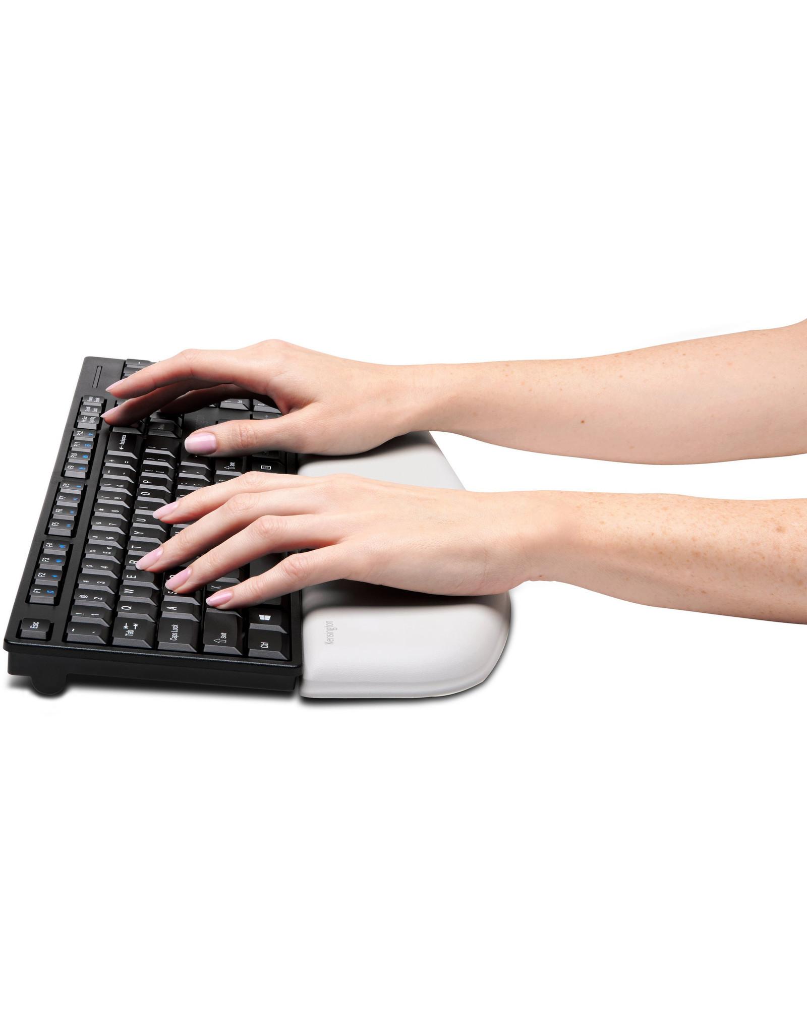 Kensington ErgoSoft™ Polssteun - standaard toetsenbord