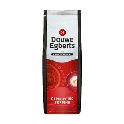 Douw Egberts D.E. Cappuccino topping