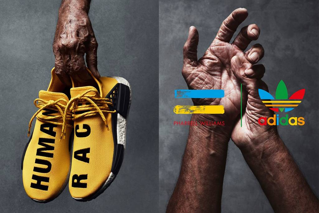 later temperament shoes available Adidas NMD Human Race