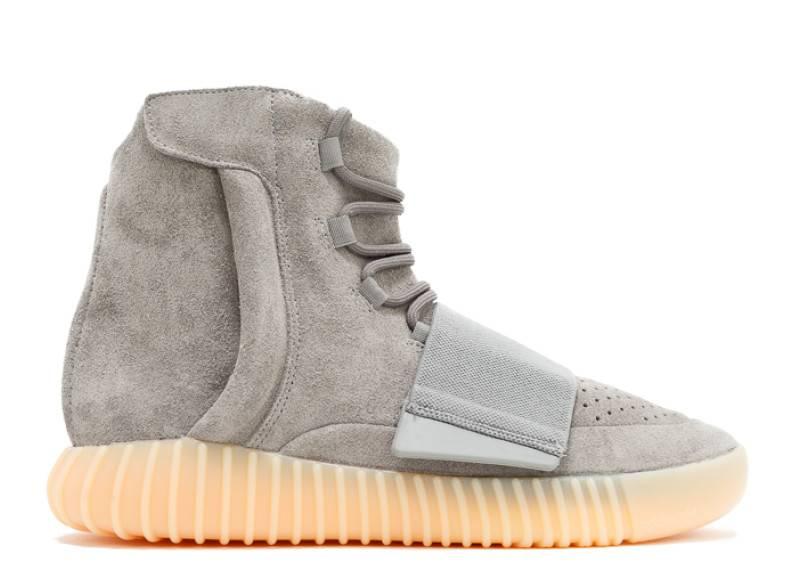 save off 13326 91a56 Adidas Yeezy Boost 750 Grey Gum