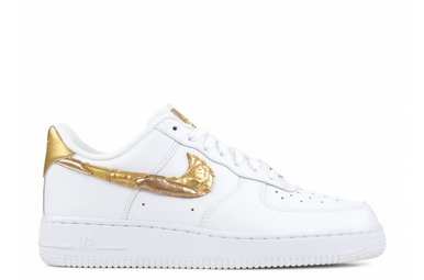 "Nike Air Force 1 '07 CR7 ""GOLDEN PATCHWORK"""