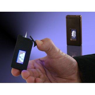 2D foto in glas - Aansteker