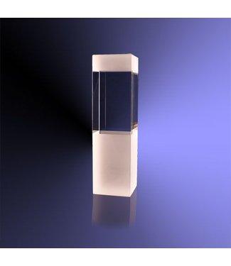 """Award """"Pilaar White"""" met 3D gravure"""