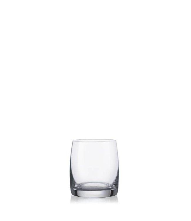 """Water / whiskeyglas graveren met tekst - 290 ml """"Ideal"""""""