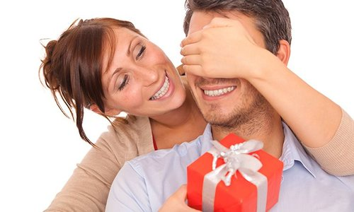 Romantische Cadeaus