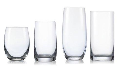 Water glazen
