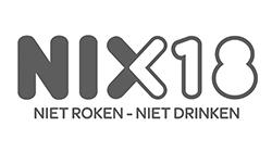 NIX18 - niet roken, niet drinken