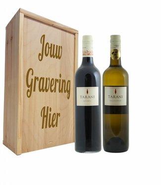 Wijnpakket 2 flessen: Tarani Sauvignon Blanc / Malbec
