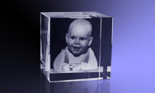 Glazen Kubus Met Foto.Foto In Kristal Glas Graveren Justmoregifts