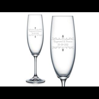 "Champagneglas 220 ml ""Lara"""