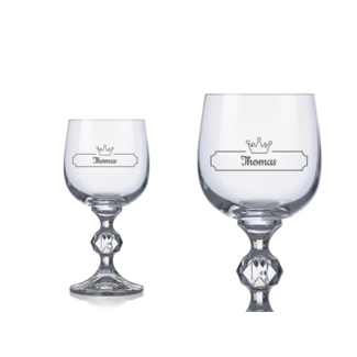 "Wijnglas 190 ml ""Claudia"""