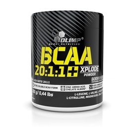 Olimp Nutrition BCAA Xplode 20:1:1