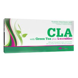 Olimp Nutrition CLA with Green Tea and L-Carnitine
