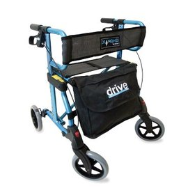 SUPERSTUNT: Rollator Drive Medical Diamond / 2 kleuren