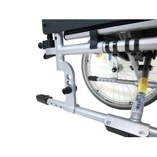 MEGA MAGAZIJNOPRUIMING: Rolstoel Freetec Drive Medical - 3 maten MAGAZIJNOPRUIMING: