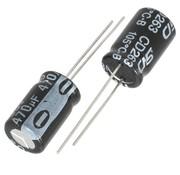 Capasitor 4700µF 25V