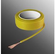 HELUKABEL Project Draad H05V-K 2,5 x 0,5mm², Multivezel Kern, Brand Vertragend - Geel