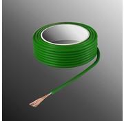 HELUKABEL Project Draad H05V-K 2,5 x 0,5mm², Multivezel Kern, Brand Vertragend - Groen