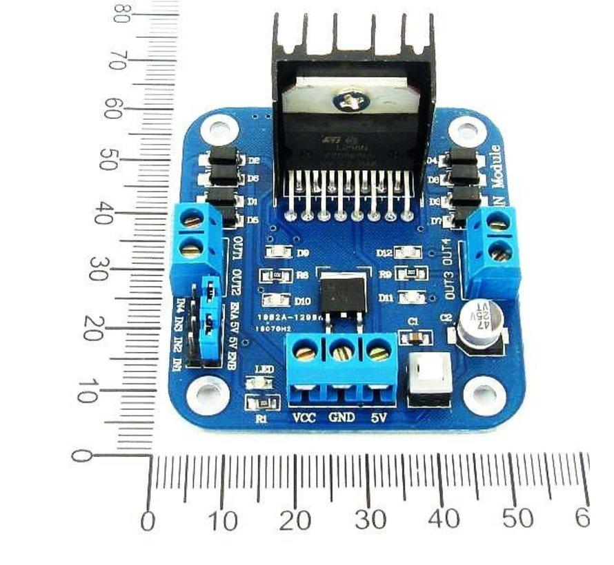 Dual H-Bridge Module