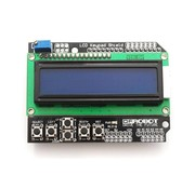 LCD Shield 2 x 16 Characters