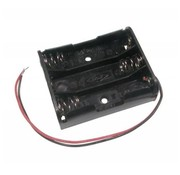 Battery Holder 3 x AA