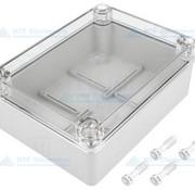 Pawbol LTD. Project Behuizing 140 x 190 x 70 met transparante deksel