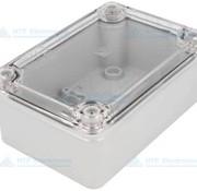 Pawbol LTD. Project Behuizing 110 x 150 x 70 met transparante deksel