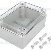 Pawbol LTD. Project Behuizing 80 x 120 x 50 met transparante deksel
