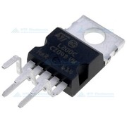 ST Mikroelectronics L200CV Spanningregelaar