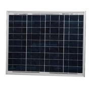 Polycrystalline Solar Panel 18.14V, 3.04A, 55W