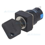 Onpow Key switch 2 positions SPDT ON - ON