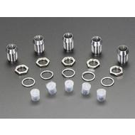 LED Holder 3 mm metal