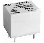 Hongfa Print relais 6V 10A