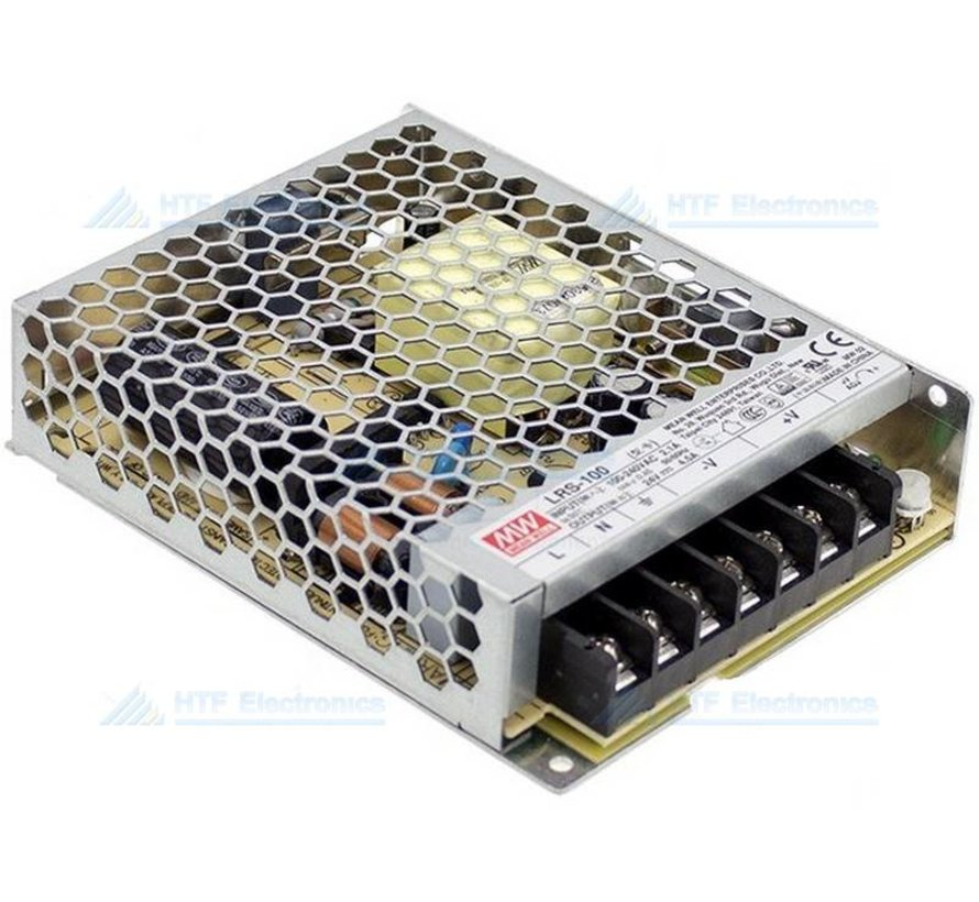 Modular Switching Power Supply 24V, 100W 4.5A