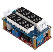 Mini adjustable power supply with CC/CV and display