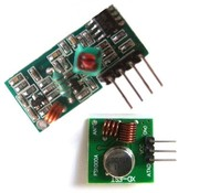 433Mhz RF Transmitter and Receiver Set