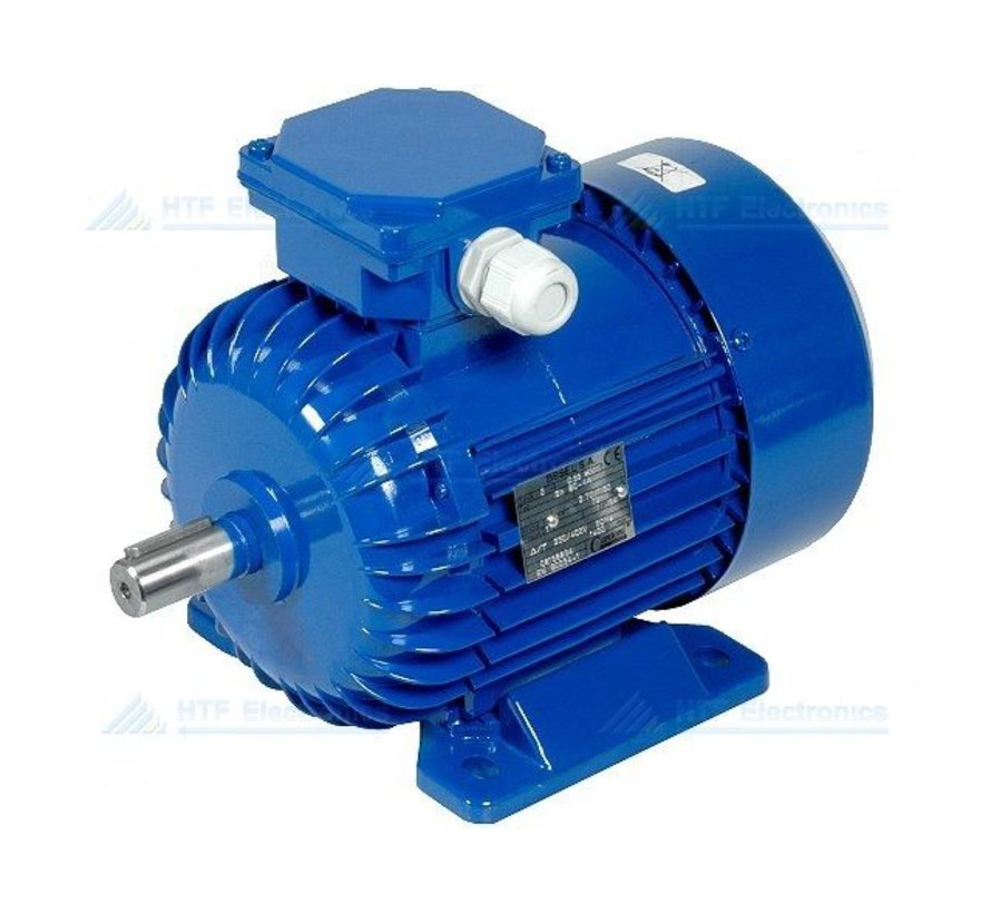 Elektromotor 3 Fasen 550 Watt