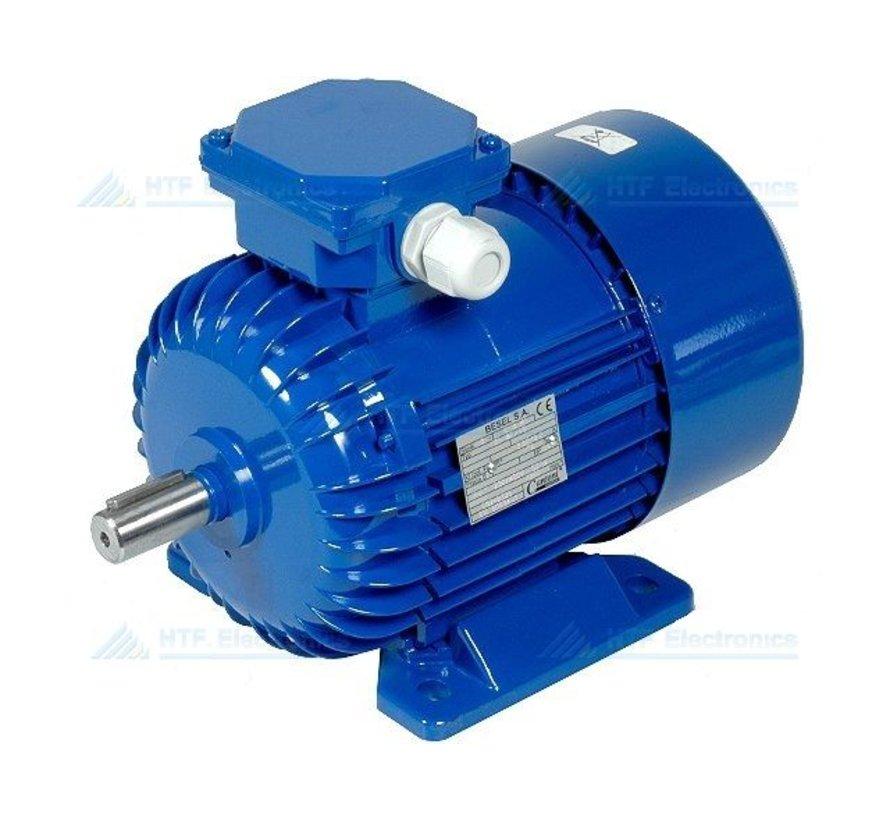 Elektromotor 3 Fasen 750 Watt