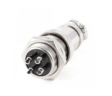 GX16-4 Connector