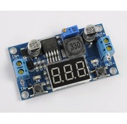 Step Down Converter met Led Display
