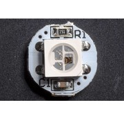 RGB SMD Led with integrated WS2812B Chip