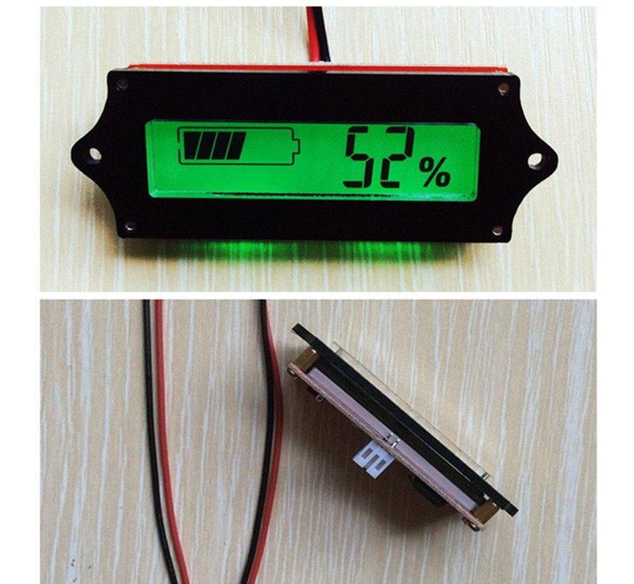 Battery Capacity LCD Meter Module