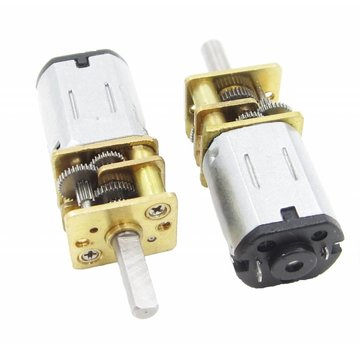 Motor 12 Volt with Reductiion box