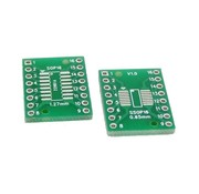 SMT Breakout PCB For SOIC-16 of TSSOP-16